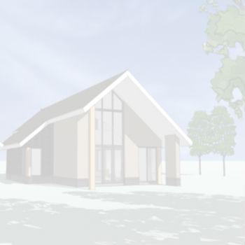 Energiezuinig moderne woning Circulair bouwen ecologisch nul op de meter in Ommen ontworpen dor architectenbureau hoogsteder architecten raalte