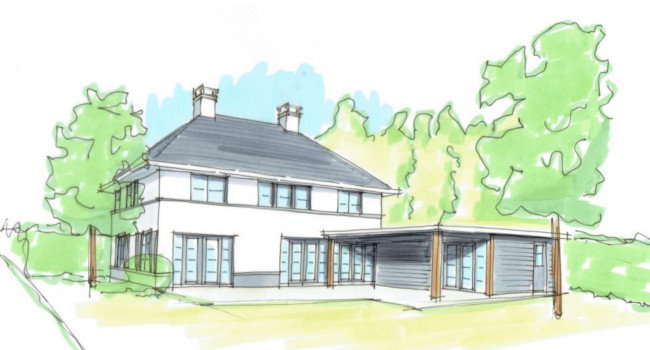 Stappenplan ontwerp en bouw proces hierdoor kunt u kennis maken met hoogsteder architecten architect te raalte