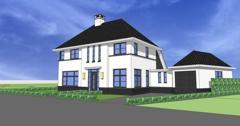 Home architect van prachtige villa 39 s en woningen for Modern landelijk wonen