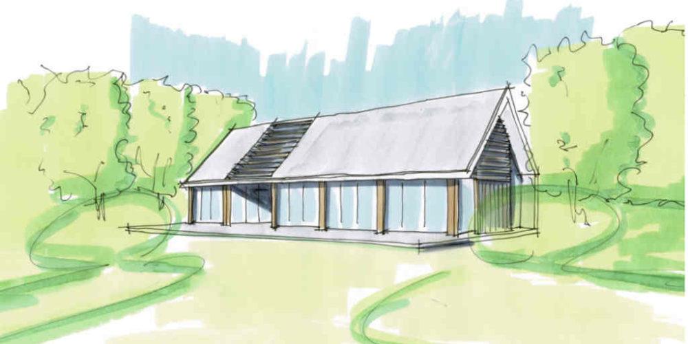 Moderne schuurwoning, landelijk, Ron Hoogsteder, Hoogsteder architecten Raalte. Hoogsteder architecten ondersteund u ook bij het bouwen van uw woning. Woning bouwen.