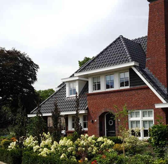 luxe jaren 30 villa ontworpen door hoogsteder architecten architect te raalte