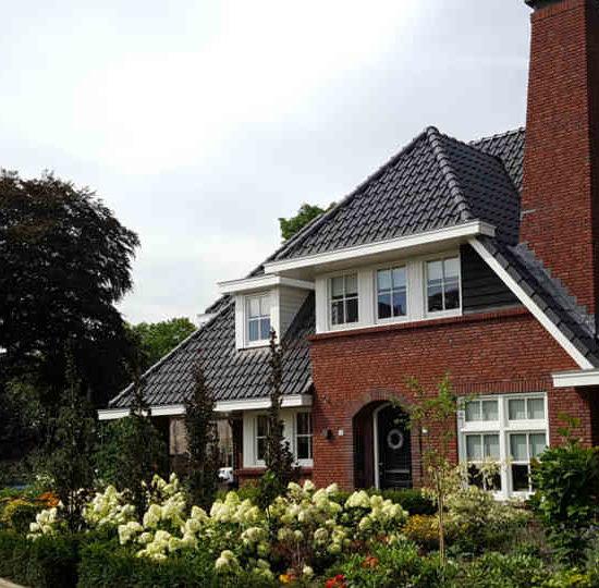 klassiek moderne villa jaren 30 klassieke woning klassieke stijl hoogsteder architecten