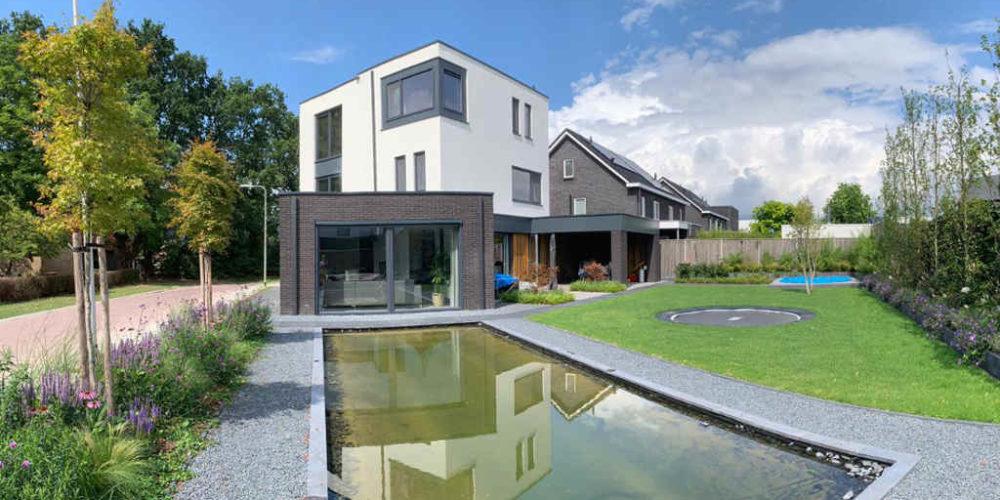 portfolio raalte strakke moderne woning woonhuis gezinswoning vrijstaand vrijstaande nieuwbouw