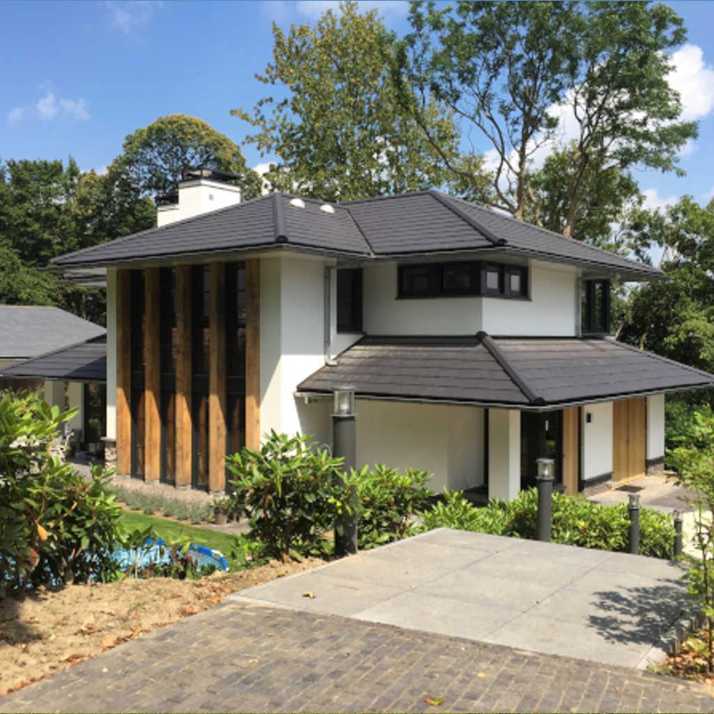 frank lloyd wright stijl Hoogsteder architecten