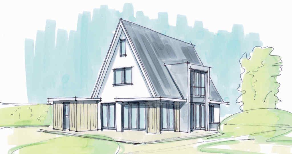 bouwkosten Nieuwbouw Ommen voorbeeld