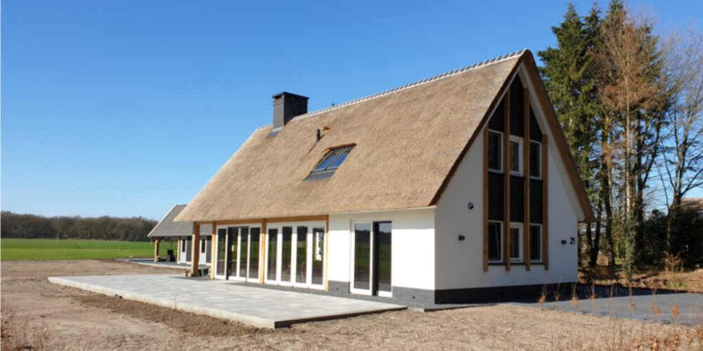 architect landelijk wonen landelijke woning hoeveel kost
