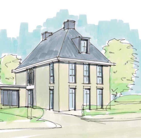 statische villa nieuwbouw allure